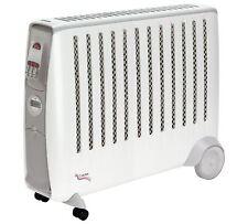 Dimplex CDE3Tie Cadiz Eco 3kW Oil Free Radiator Heater Rad With Climate Control