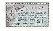 Series 461  1 Dollar $1  ABOUT  UNC - UNC