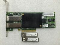 DELL IBM Emulex 8Gb FC Dual-port HBA 42D0494 LPE12002-e 42D0500 42D0496