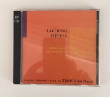 Looking Deeply: Mindfulness and Meditation - Thich Nhat Hanh Parallax (2 CD Set)