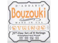 D'Addario Greek Nickel Plated Steel Bouzouki Strings