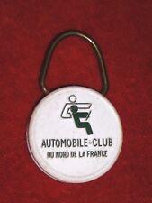 Porte-clé keychain Automobile-Club Nord de la FRANCE