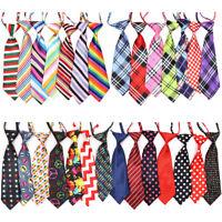 Wholesale Pet Medium Dog Ties Adjustable Dog Neckties Dog Accessories Ties