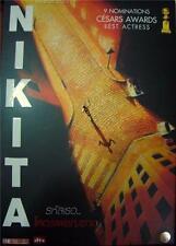 La Femme Nikita (1990) DVD R0 - Luc Besson, Anne Parillaud, Cult French Thriller