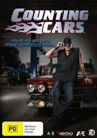 The Counting Cars - Fast And The Ridiculous (DVD, 2018, 2-Disc Set) - Region 4
