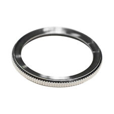 Coin edge Bezel for Seiko SKX 007, Polished, MOD part, 120 Click