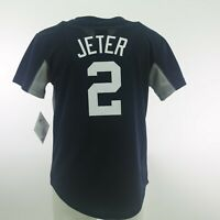 New York Yankees Official MLB Majestic Apparel Kid Youth Size Derek Jeter Jersey