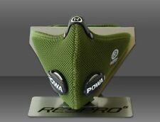 Respro Olive Green Ultralight Face Mask Size Medium