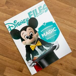 Disney Files Magazine - Spring 2014 Volume 23 No 1 New Year New Magic DVC