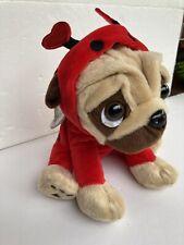 Keel Toys Pugsley Pug Dog Unicorn Plush Stuffed Animal Toy 20cm DELIVERY