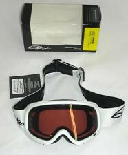 New listing Smith Optics Gambler Youth Snow Goggle White Frame, Rc36 Lens