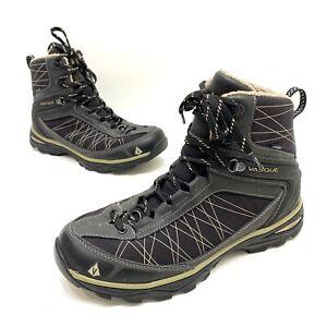 Vasque Ultra Dry 200 gram mens black hiking/trail boots size 9.5 M