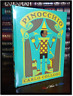 Pinocchio Brand New Sealed Illustrated Leather Bound Children's Gift Hardback