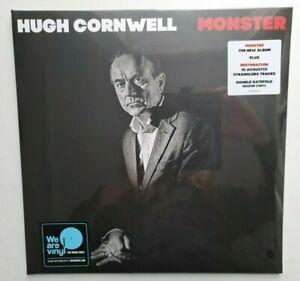Hugh Cornwell - Monster - Double 2 x 180g Vinyl LP NEW SEALED The Stranglers