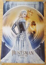 HUNTSMAN Winters War Double Sided Authentic Movie Poster 27x40