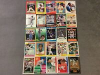 HALL OF FAME Baseball Card Lot 1980-2020 WILLIE MAYS ERNIE BANKS MICKEY MANTLE