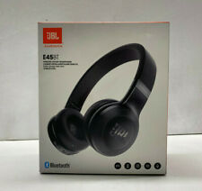 JBL Harman Wireless On Ear Headphones E45BT Bluetooth New
