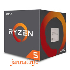 AMD RYZEN 5 SERIES 1600 6 CORE PROCESSOR AM4 SOCKET/16MB CACHE/UPto 3.6 GHz