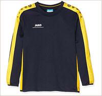 Jako ropa deportiva niño sudadera camiseta manga larga marino 13-14 años 164 cm