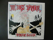 "7"" THE DOGS D'AMOUR ""Victims of success""  China 24 (1990)"