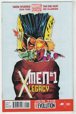 X-Men Legacy #1 (Jan 2013, Marvel) [Legion] Simon Spurrier, Tan Eng Huat Q