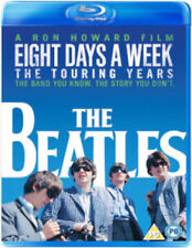 Eight Days A Week - The Touring Years 602557169850 (Blu-ray Used Like New)
