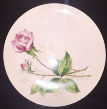 Tea Rose Edwin Knowles dinner plates - Quantity 20