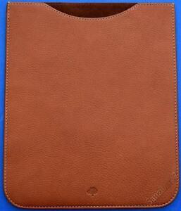 New Genuine Mulberry iPad 1 2 3 Retina Pro 9.7 Oak Leather Padded Sleeve Case