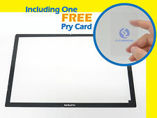 "NEW LCD Screen Display Glass c/w MacBook Pro 15"" A1286 2008 2009 2010 2011 2012"