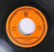 Pop 45 Vic Ramone - Please Help Me, I'M Falling (In Love With You) / You Were On