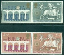 Gb Sg1249 Thru 1252, Scott #'s 1053-1056 Pair Set, Mint, Og, Nh, Great Price!
