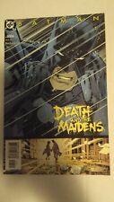 Batman Death And The Maidens #7 April 2004 DC Comics Rucka Janson
