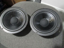 Epicure 3.0 pyramid speakers pair of midrange drivers