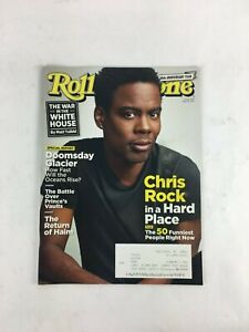 May 2017 Rolling Stone Magazine Chris Rock in a Hard Place Doomsday Glacier