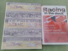 CORSE di Cavalli libri su organizzazione RACING-CORSA RACING/RACING nel dock