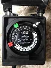 Intermatic Heavy Duty Decoration 15 Amp 24 Hrs Outdoor Timer