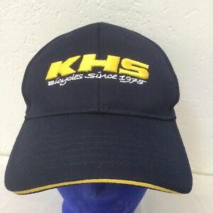 RARE KHS Bicycles UCI World Champion Hat Cap Bikes Cycling