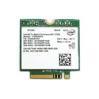 Intel Tri-Band Wireless-AC 17265 17265NGW 867M Dual Band Bluetooth 4.0 NGFF Card
