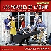 Les Voyages De L'Amour [Ensemble Meridiana] [Chandos : CHAN 0812], Ensemble Meri