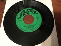 """Clarence Reid """"Nobody But You Babe""""/ """"Send Me Back My Money"""" 45 Alston STRONG VG"""