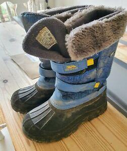 Trespass Snow Boots UK Size 3