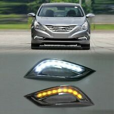 LED DRL for Hyundai Sonata 2011-2014 Daytime Running Light Turn Signal Fog Lamp