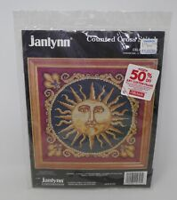 Janlynn 1994 Celestial Sun Counted Cross Stitch Kit #157-16