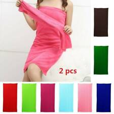 LARGE COTTON TOWEL SPORTS BATH GYM QUICK DRY TRAVEL SWIMMING CAMPING BEACH