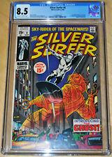 Silver Surfer #8 CGC 8.5 (1st App Flying Dutchman, Mephisto App) SWEET COMIC!!!!
