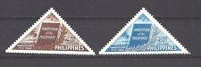 PHILIPPINES ,1960 , PHILIPPINE CONSTITUTION  , SET OF 2 ,  PERF,  MNH