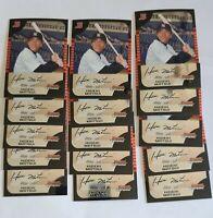 (15) 2005 Bowman Chrome New York Yankees Baseball Card #74 Hideki Matsui LOT