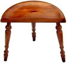 Kromski Spinning Stool Mahogany Finish