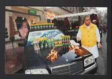 BLOIS (41) MARCHAND DEMONSTRATEUR de PRODUITS ENTRETIEN AUTOMOBILE , Marché 2000