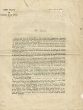 Lettera di Proposta a Meneghini Società Italiana Progresso delle Scienze 1873